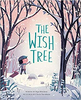 The Wish Tree by Kyo Maclear picture book front cover