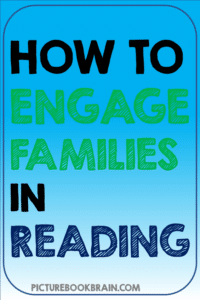Looking for ways to engage families in reading at home?  5 tips and tricks for teachers to help parents read at home with their children.  Questions, language strategies and MORE plus a FREE home reading survey to inventory for parents.  Encourage them and show them the importance of reading at home!