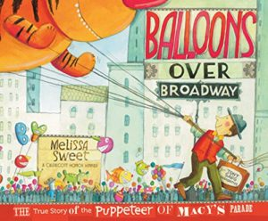 Check out these fiction and non-fiction picture books for Thanksgiving. These books and lesson plans are full of activities and ideas to teach these mentor texts.  Books just for fun and others to inform for Kinderarten, first, second, third, fourth or fifth grade.  These books for kids Kindergarten through upper elementary are perfect for your celebration!  Including Balloons Over Broadway by Melissa Sweet!