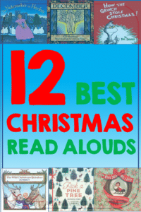 Check out some of the best Christmas read alouds for elementary students including classics from Jan Brett, Tomie dePaola, and Dr. Seuss as well as some new books from Matt Tavares, Eve Bunting and more! Your Kindergarten, first, second, third or fourth graders will love these Christmas picture books. K, 1st, 2nd, 3rd, and 4th grade students will love these holiday read alouds!
