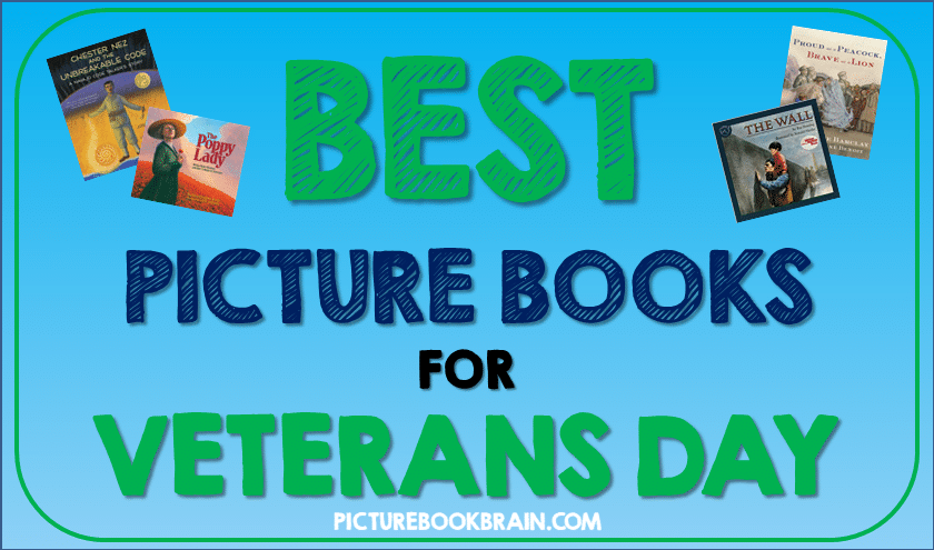 Best Veterans Day Picture Books For Elementary Picture