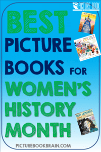 Looking for the best picture books for Women's History Month in March? These fun books for elementary students are engaging for primary and upper elementary kids.  Fiction and nonfiction books with lesson plans and activities linked.  Books about astounding women in politics, activism, STEM, and entertainment/sports for your kindergarten, first, second, third, fourth or fifth grade students. Your students will delight in these classic and brand new books!