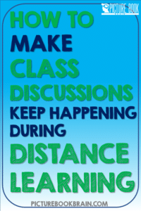 Check out these ideas and tools for your virtual learning classroom discussion. Teaching ideas for distance learning to keep having rich classroom discussions. Free tools and tips for elementary students and teachers to implement in their elementary education classrooms for reading, math, special education and more while teaching distance learning.