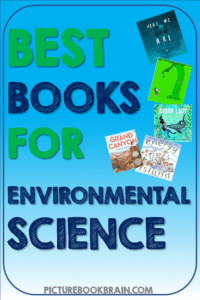 Check out these Earth Day books for elementary students. Earth Day activities and ideas for the picture books for Kindergarten, first, second, third, fourth or fifth grade. Poetry and prose, fiction and nonfiction books for kids to teach about environmental science. Great books for for K, 1st, 2nd, 3rd, 4th or 5th grade.