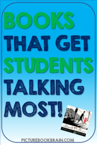 You can increase discussion with wordless books.  Three strategies that work with many picture books and are guaranteed to decrease teacher talk and increase student engagement in classroom discussion and conversation about your read aloud with wordless picture books.  Strategies that work well with primary and upper elementary students.  Your Kindergarten, first, second, third, fourth or fifth grade students are guaranteed to talk more with these teaching strategies.