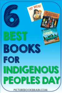 Check out the Best Native American children's books and Indigenous Peoples Day Books for kids. Rather than teach with Columbus Day books for kids, teach about the indigenous people and their struggles and triumphs and celebrate their cultures.  Ideas for elementary school teachers to teach with books by Native American authors for November Native American Heritage Month or Indigenous Peoples Day for Kindergarten, first, second, third, fourth or fifth grade.