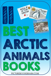 Check out the best children's books about arctic animals to read in the wintery, cold months.  Fiction and nonfiction books that are sure to engage your students in fantastic stories from award-winning authors.  These are the best picture books about arctic animals perfect for kindergarten, first, second, third, fourth and fifth grade students.  Read some new books for your kids this winter for your arctic unit or polar unit!  Lesson plans and activities also included that could be used in K, 1st, 2nd, 3rd, 4th or 5th grade!